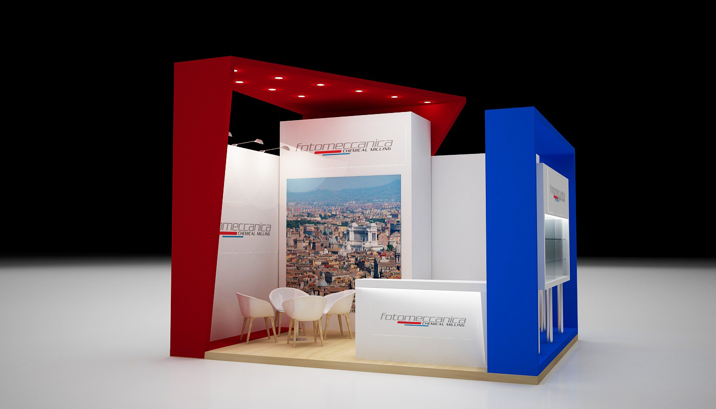 Exhibition Stand Suppliers : Internorga exhibition stand in hamburg germany
