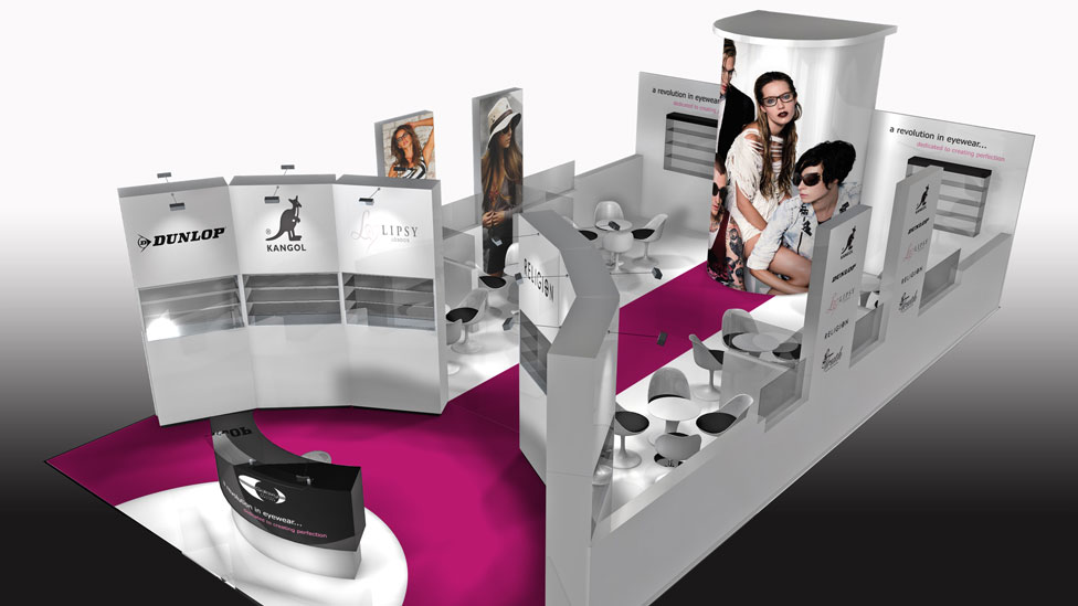 Exhibition Stand Design Companies London : Exhibit your design internationally all over europe from